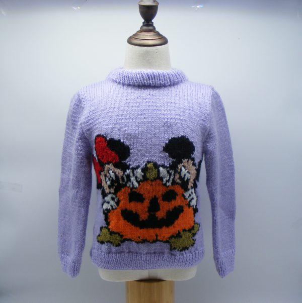 Pull Mickey Halloween