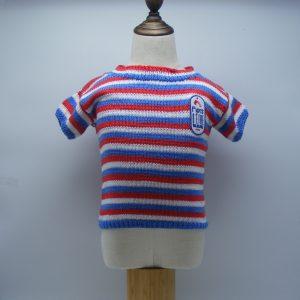 T-shirt au couleur de l'équipe de France