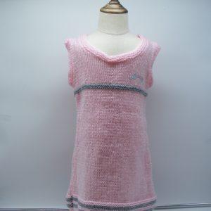 Robe de couleur rose Princess